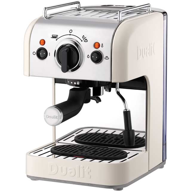 Dualit 3 in 1 84443 Espresso Coffee Machine
