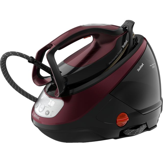 Tefal Pro Express Protect Steam Generator Iron in Black
