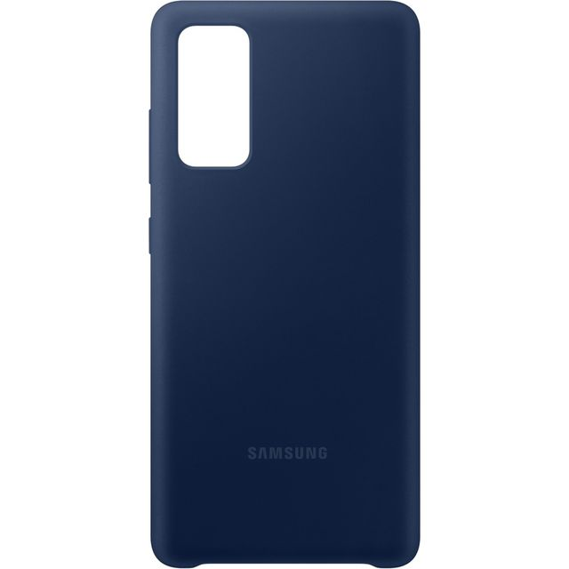 Samsung Galaxy S20 FE Silicone Cover Navy