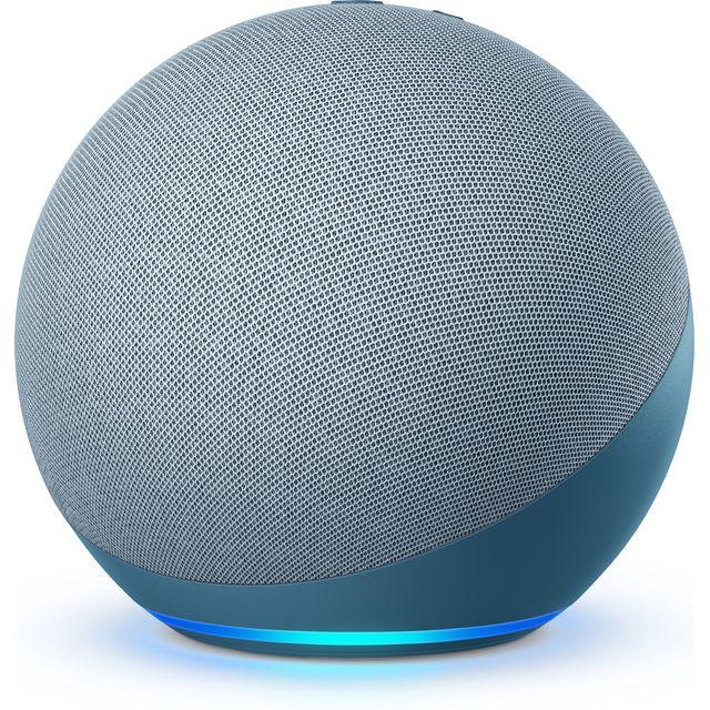 Image of Amazon Echo (4th Gen) Smart Speaker with Amazon Alexa - Blue