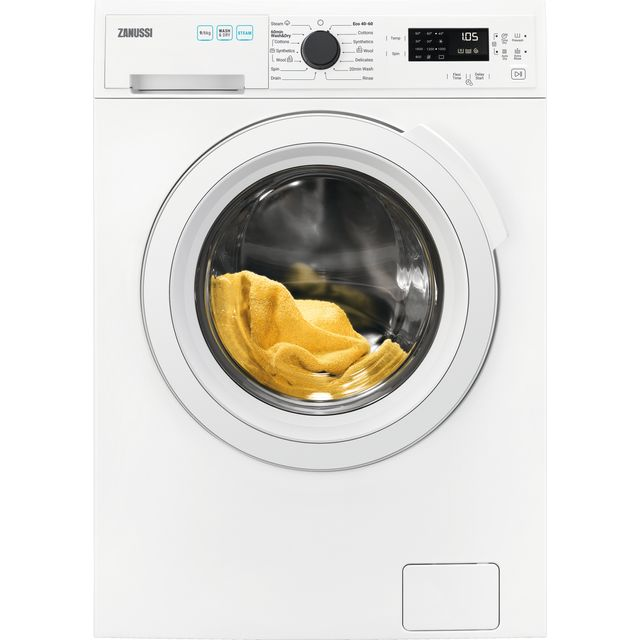 Zanussi ZWD96SB4PW 9Kg / 6Kg Washer Dryer with 1600 rpm - White - A Rated