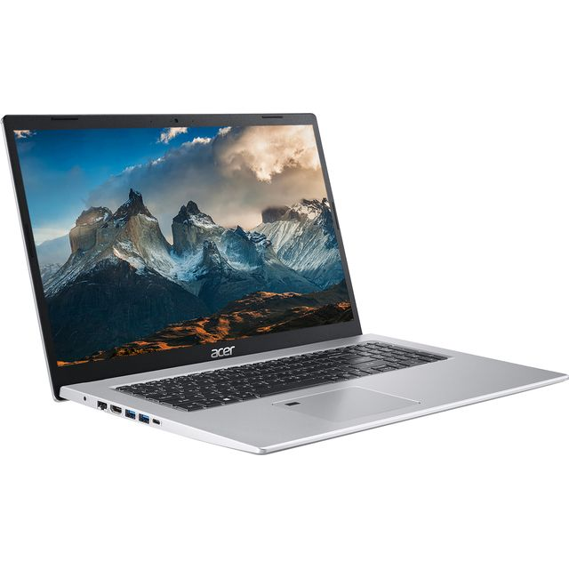 Image of Acer Aspire 5 A517-52G Laptop - Silver
