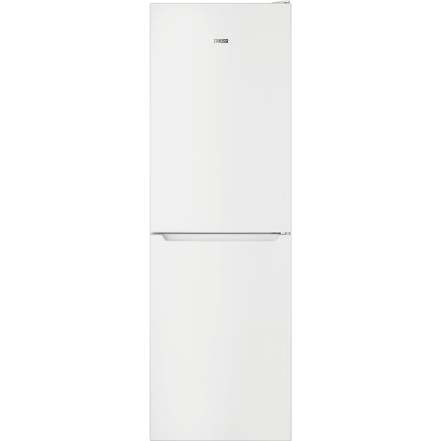 Zanussi ZNME31FW0 50/50 Frost Free Fridge Freezer - White - F Rated
