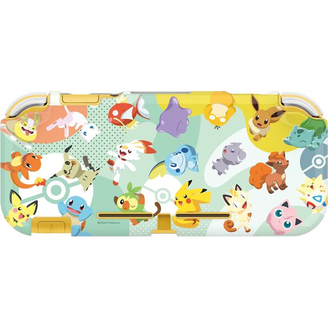 Hori Pokemon Duraflexi Protector For Nintendo Switch Lite - Multi Colour