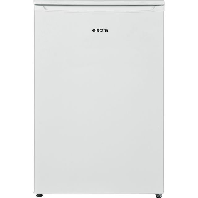 Electra FR60WUCE Under Counter Freezer - White - F Rated