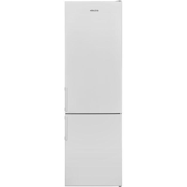 Electra ECS185WE 60/40 Fridge Freezer - White - F Rated