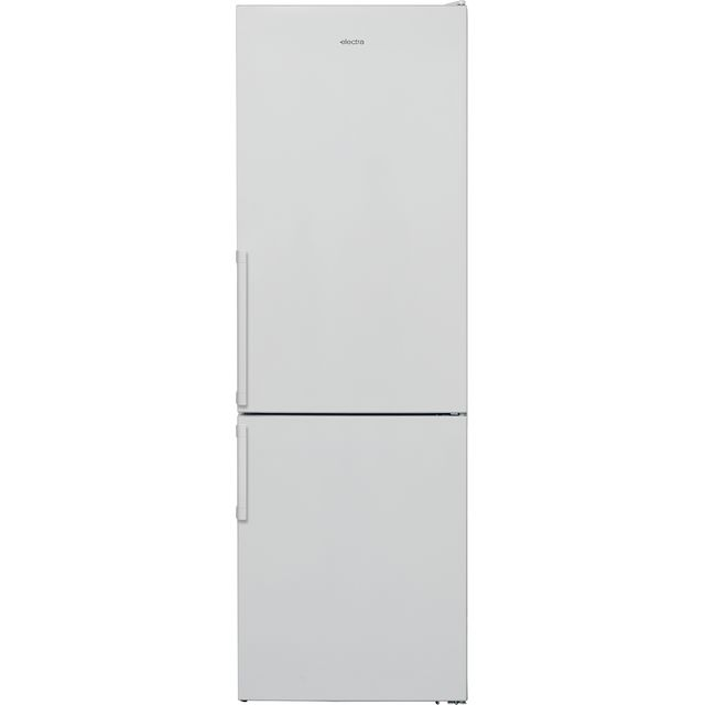 Electra ECLW186WE 60/40 Fridge Freezer - White - F Rated