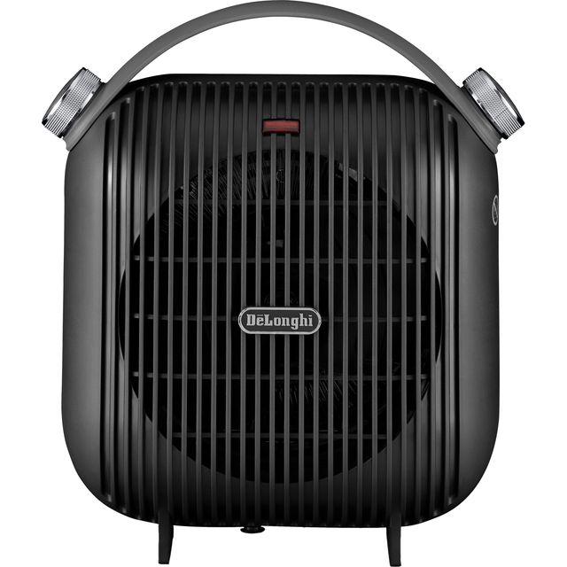 De'Longhi Capsule Hobby HFS30C24.DG Ceramic Fan Heater 2400W - Black
