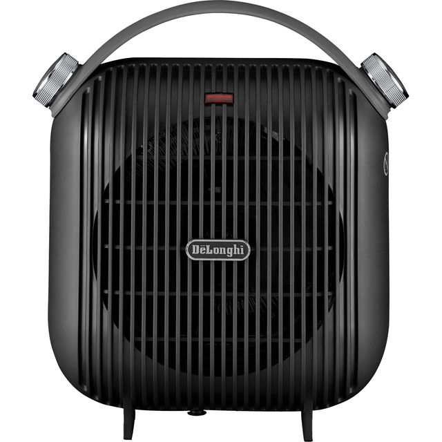 DeLonghi Capsule Hobby HFS30C24.DG Ceramic Fan Heater 2400W - Black