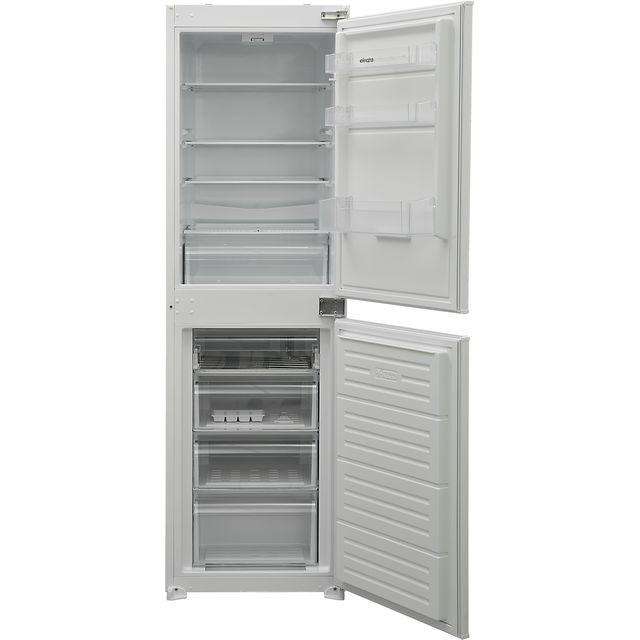 Electra ECS5050IE Integrated 50/50 Fridge Freezer with Sliding Door Fixing Kit - White - F Rated