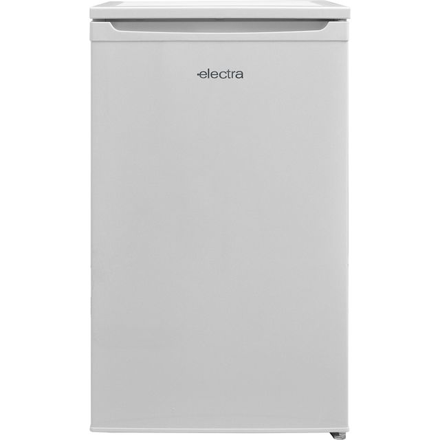 Electra BFZU63WE Under Counter Freezer - White - F Rated