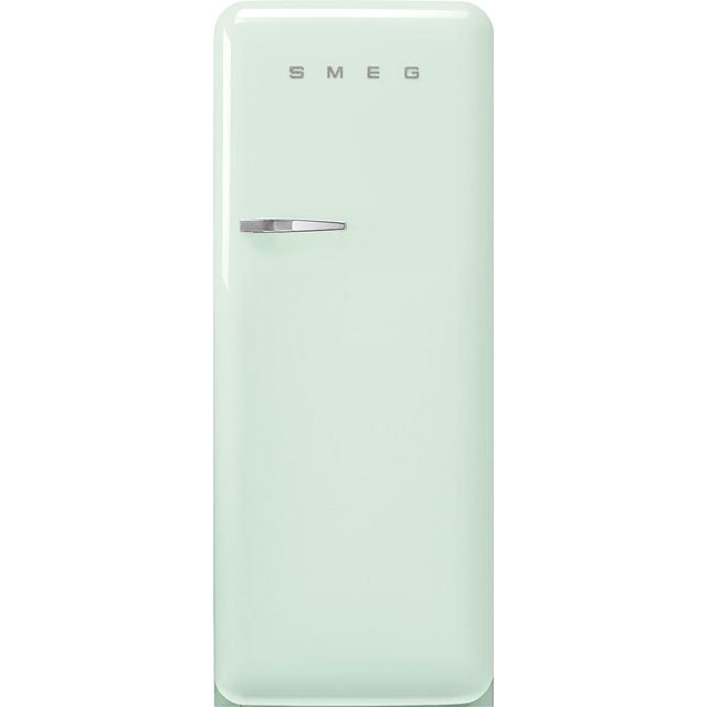 Smeg Right Hand Hinge FAB28RPG5 Fridge - Pastel Green
