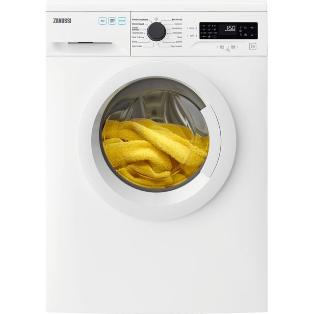 Zanussi ZWF825B4PW Washing Machine with 1200 rpm - White - A+++ Rated
