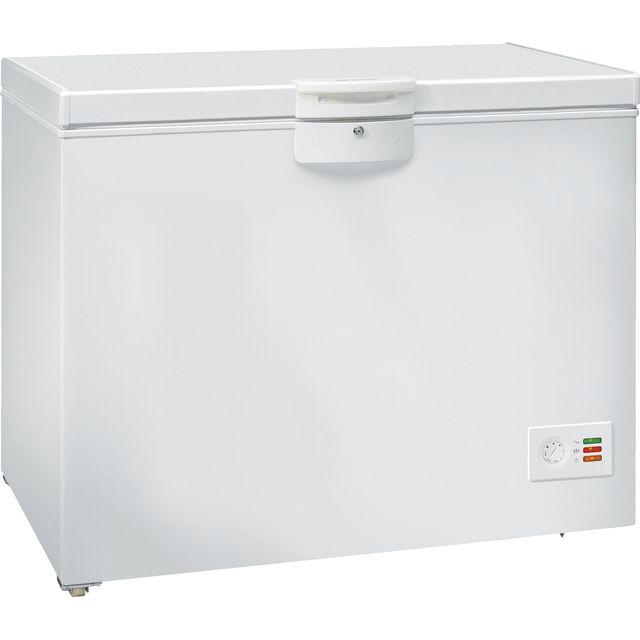 Smeg CO232E Chest Freezer - White - E Rated