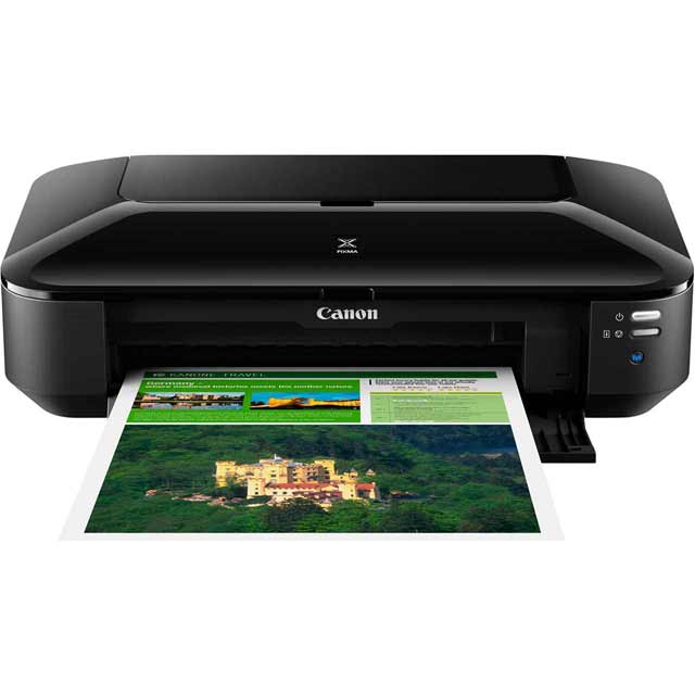 Canon PIXMA iX6850 Printer - Black