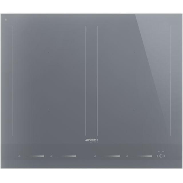 Smeg SIM1643DS 60cm Induction Hob – Silver