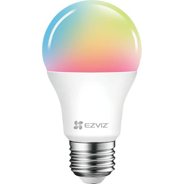 Image of EZVIZ White and Colour Ambiance E27 Single Bulb - A+ Rated
