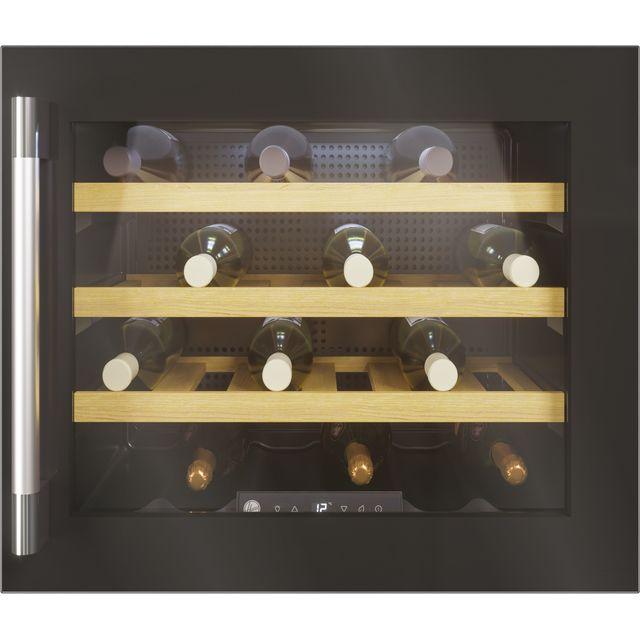Hoover HWCB45UKBM/1 Built In Wine Cooler - Black - A+ Rated