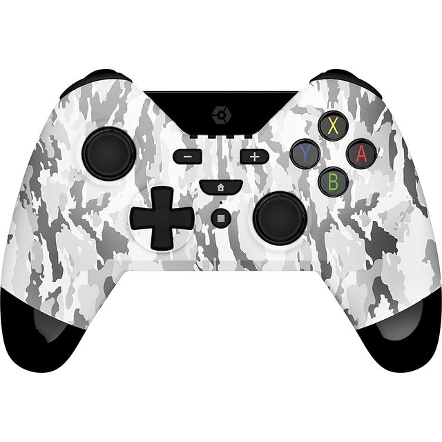 Image of Gioteck WX-4 Wireless Gaming Controller For Nintendo Switch - Camouflage