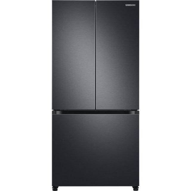 Samsung RF5000 RF50A5002B1 American Fridge Freezer - Black / Stainless Steel - F Rated