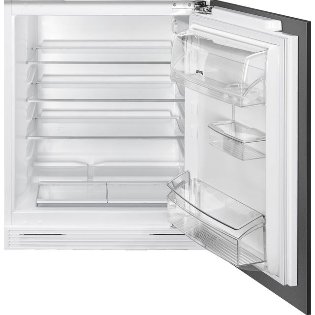 Smeg UKU8L080DF Built Under Fridge - White - UKU8L080DF_WH - 1