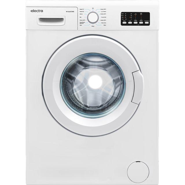 Electra Free Standing Washing Machine in White
