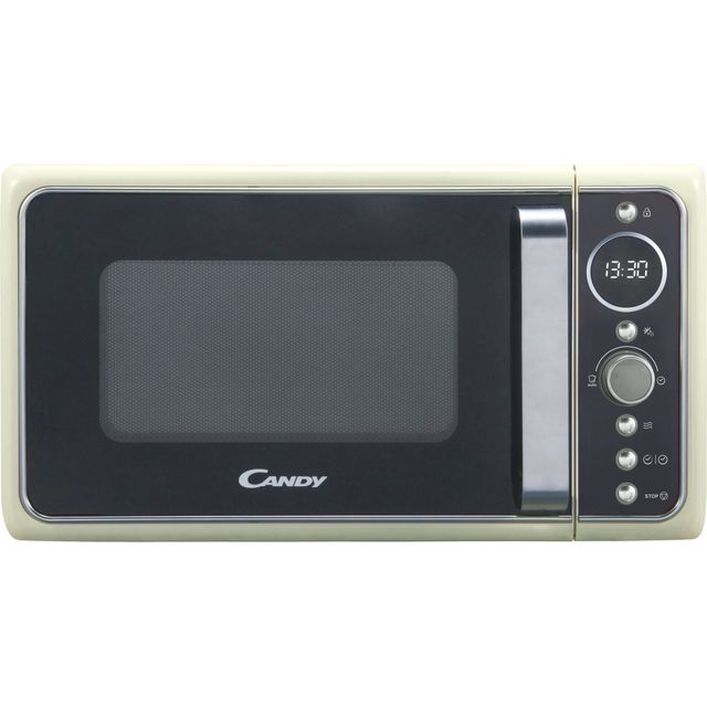 Candy Divo W20CC-UK 20 Litre Microwave - Cream