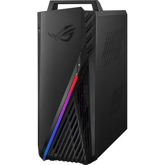Asus Gaming Desktop in Black