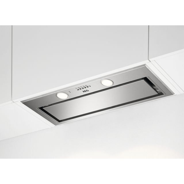 AEG DGE5861HM Cooker Hood - Stainless Steel - A Rated