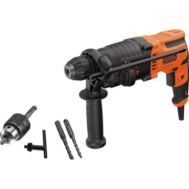 Black + Decker BEHS01-GB SDS Hammer Drill