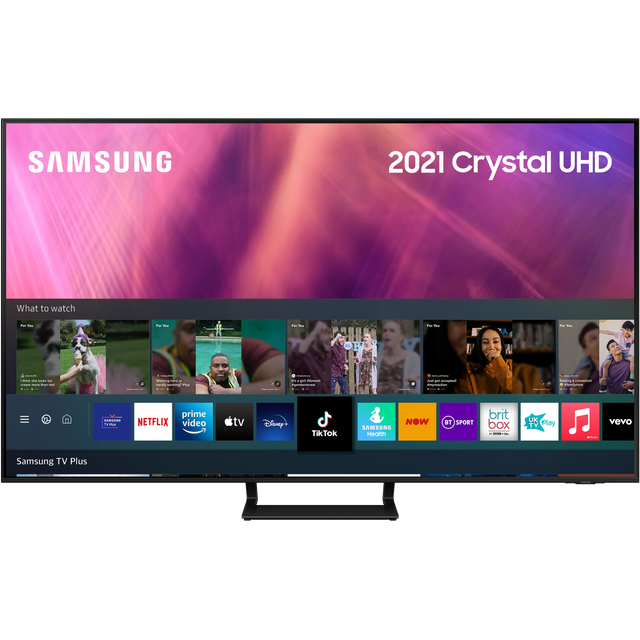 "Samsung UE55AU9000 55"" 4K Ultra HD TV"