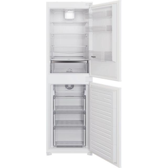 Hotpoint HBC18 5050 F1 Built-in Fridge Freezer 230L 54cm width White