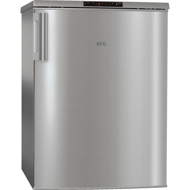 AEG ATB68F6NX Under Counter Freezer - Stainless Steel