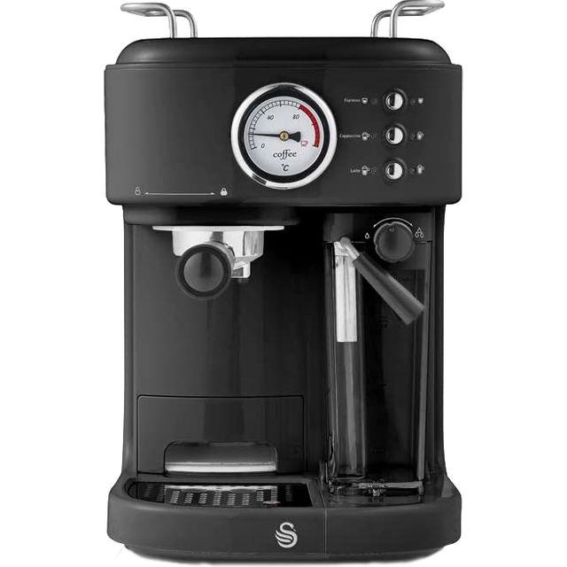 Image of Swan Retro Espresso in Black