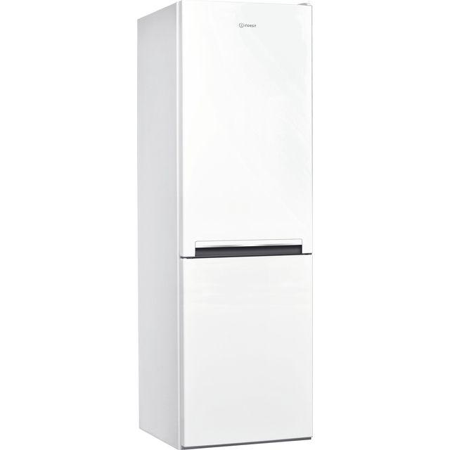 Indesit LI8S1EWUK 60/40 Fridge Freezer - White - F Rated
