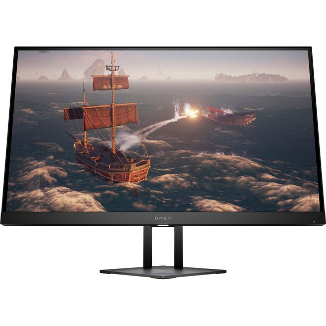 "HP OMEN 27i Quad HD 27"" 165Hz Gaming Monitor with AMD FreeSync"