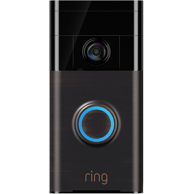 Ring Video Doorbell 8VR1S5-VEU0 Smart Door Bell in Bronze