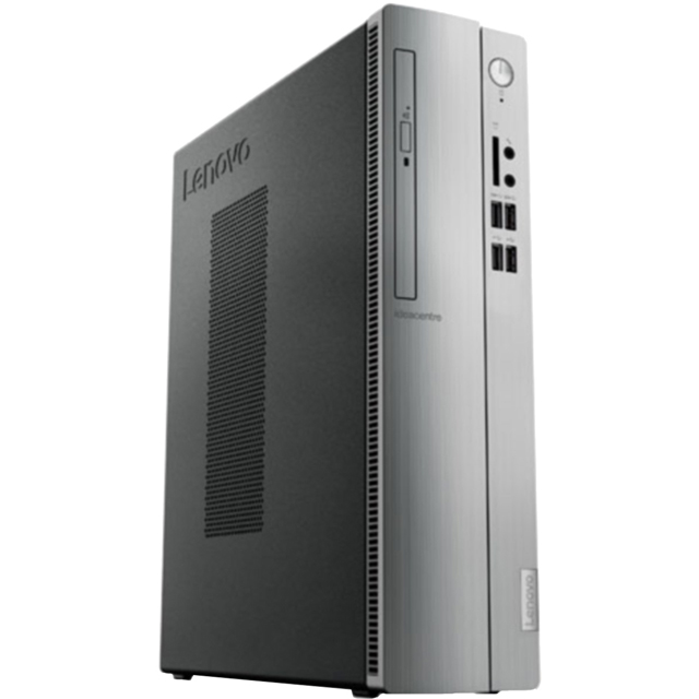 Lenovo - Silver - IdeaCentre 310S-08IGM - 90HX0047UK - 1