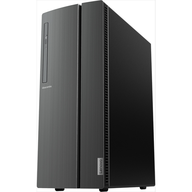 Lenovo Tower - Black - 510A-15ARR - 90J0002SUK - 1