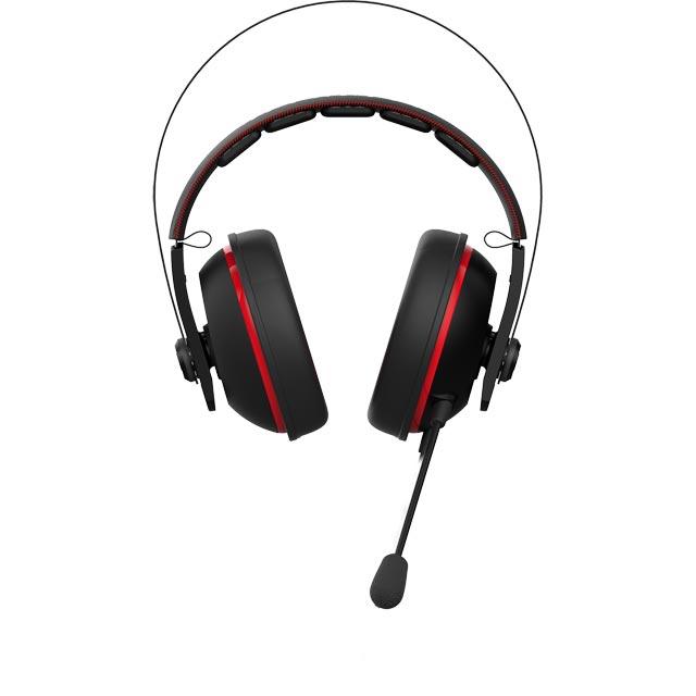 Asus Cerberus V2 90YH015R-B1UA00 Headset in Red