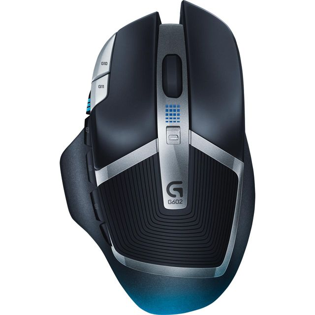 Logitech G602 910-003823 Gaming Mouse in Black