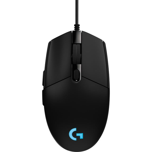 Logitech G203 Prodigy Wired USB Optical Gaming Mouse - Black - 910-004845 - 1