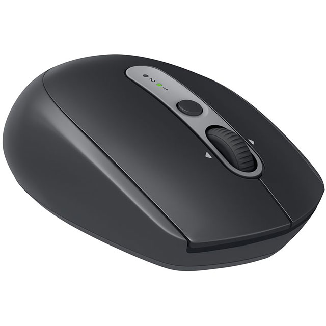 Logitech M590 Multi-Device Silent Wireless USB Optical Mouse - Graphite