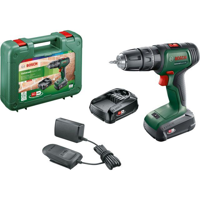 Bosch UniversalImpact 18v 18 Volts Cordless Impact Drill