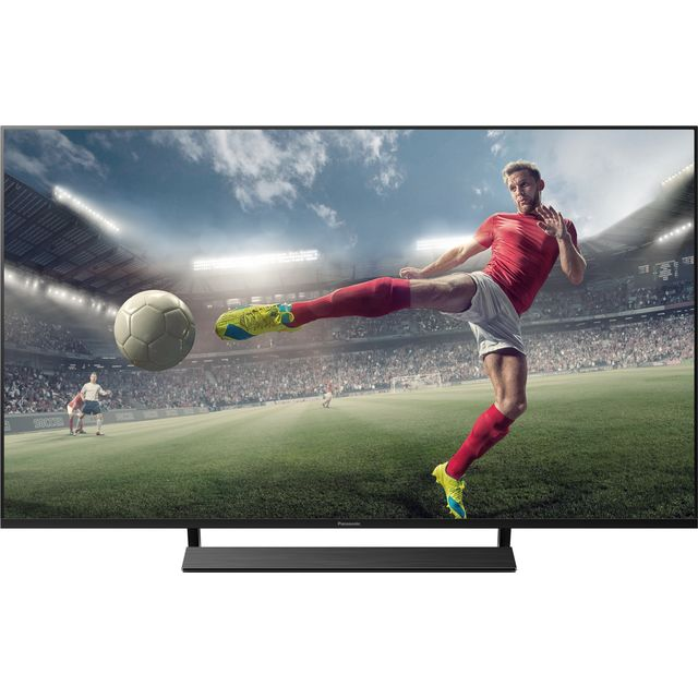 Panasonic JX850BZ 4K HDR LED Smart TV with AI Processing, Dolby Vision, Dolby Atmos