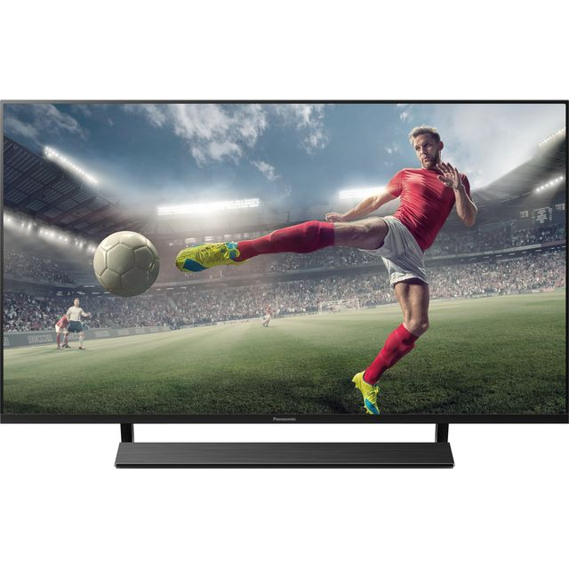 Panasonic TX-40JX850BZ 4K HDR LED Smart TV with AI Processing, Dolby Vision, Dolby Atmos