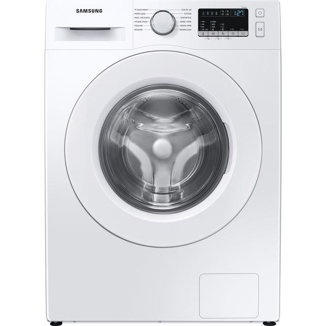 Samsung Series 4 WW70T4040EE 7Kg Washing Machine with 1400 rpm - White - D Rated