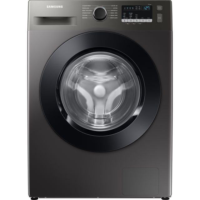 Samsung Series 4 WW90T4040CX 9Kg Washing Machine with 1400 rpm - Graphite - D Rated
