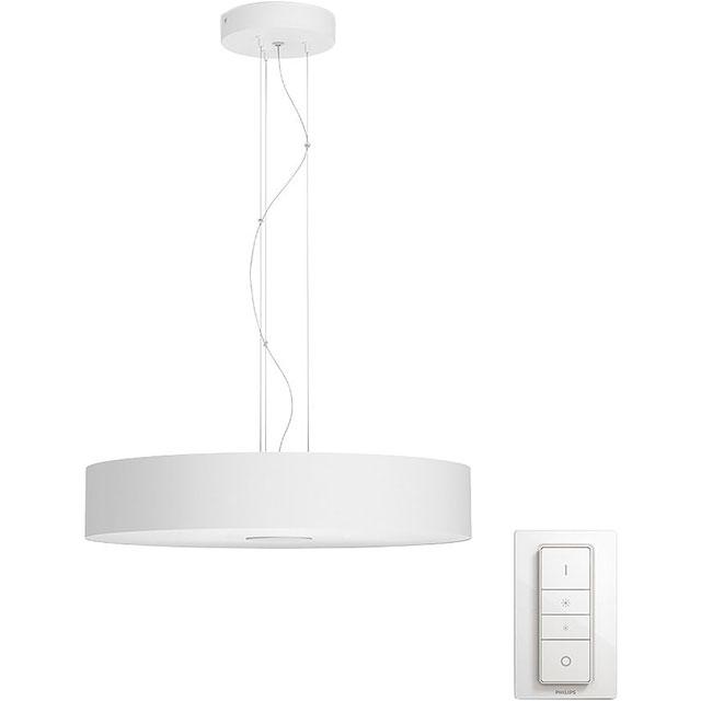 Philips Hue White Ambiance Fair Pendant Light - A Rated