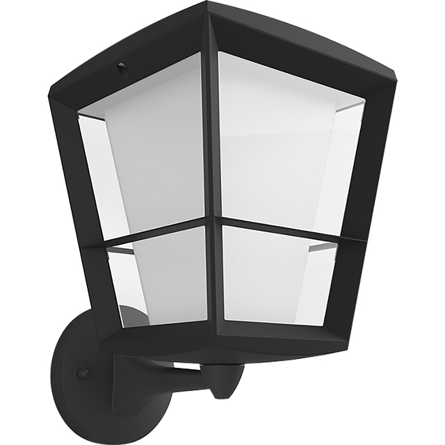 Philips Hue Fuzo Outdoor Wall Light - A+ Rated - 915005732101 - 1